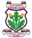 local cricket club caythorpe CC logo