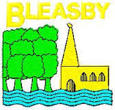 bleasby brightly coloured logo