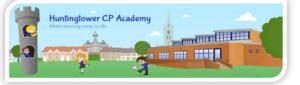 huntington cp academy logo