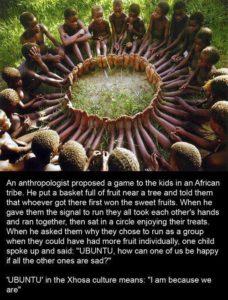 teamwork anthropology example